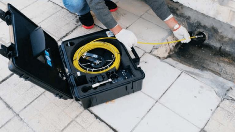 snimanje odvoda i cevi kamerom vodovodzija beograd
